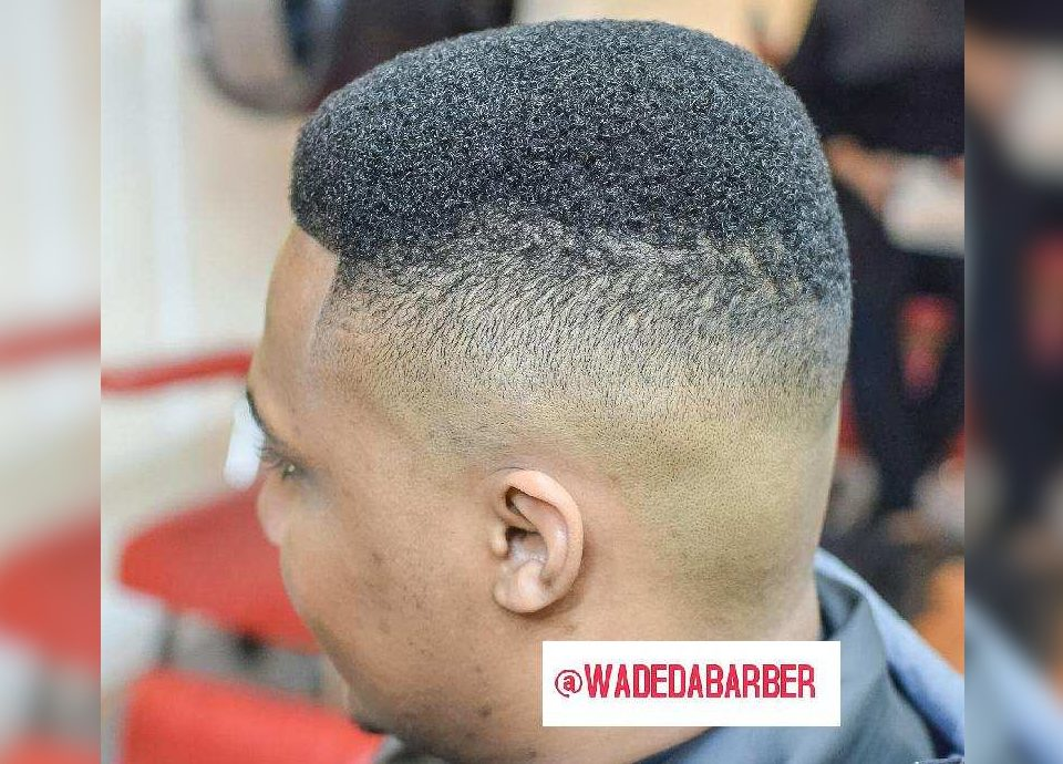 Haircut by Wade The Barber