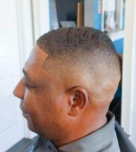 Haircut by Wade