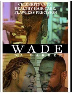 Wade Da Barber Promotional Poster